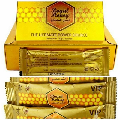 Wonderful Honey Chocolate Nedir